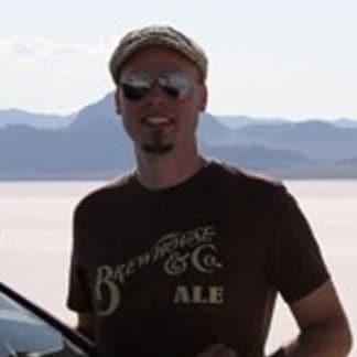 Tim Scott, owner of Tim's Turbos