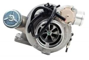 This is a BorgWarner EFR 7670 Turbocharger