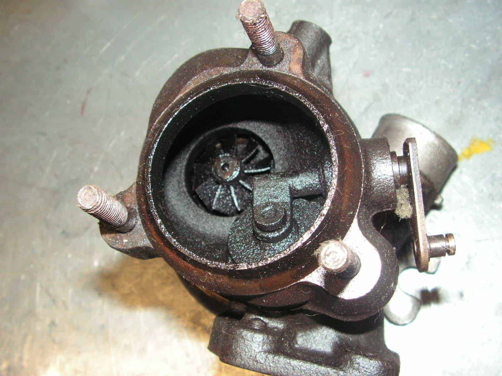 Is Your Turbocharger Leaking Oil Common Things To Check