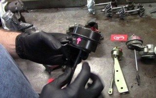 Turbocharger Controls