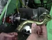 Leaking Turbocharger