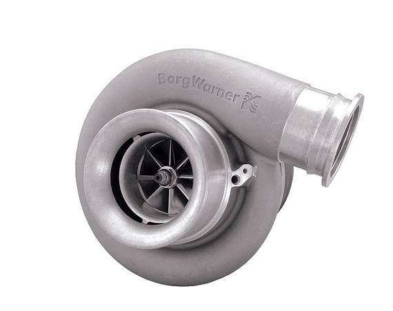 BorgWarner S500SX-E Turbocharger