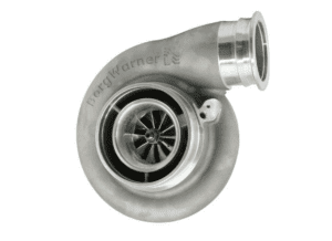 This is a BorgWarner S476SX-E Turbocharger