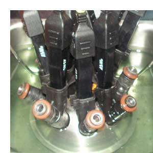 Fuel Injector Pattern Test