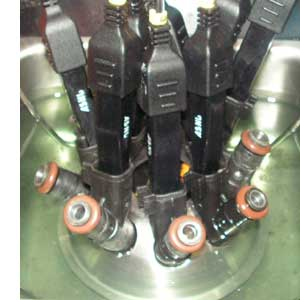 Fuel Injector Pattern Testing