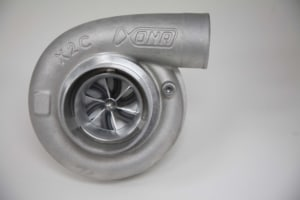 This is a Xona Rotor 49-48 X2C turbocharger