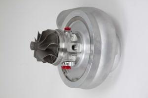 This is a Xona Rotor 71-64 X2C turbocharger